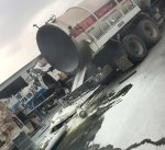 وفاة آسيوي وإصابة 5 آخرين في انفجار صهريج بمنطقة «ميناء عبدالله»
