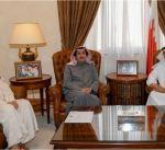مستشار العاهل البحريني يشيد بعمق العلاقات الأخوية مع الكويت