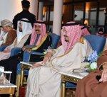 ممثل سمو أمير البلاد يشهد حفل افتتاح فعاليات مهرجان الجنادرية