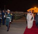 ولي العهد السعودي يبدأ زيارة رسمية للجزائر