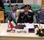 فراج الزعبي يؤكد أهمية تعزيز التعاون الأمني بين الدول العربية