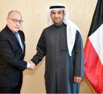 وزير المالية الكويتي يبحث مع وزير الخارجية الارجنتيني تعزيز التعاون الاقتصادي