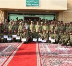 """الحرس الوطني الكويتي يختتم تدريب """"شاهين 1"""" بالتعاون مع الجيش البريطاني"""