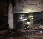 """""""الاطفاء"""": اخماد حريق 3 محلات في مجمع تجاري بـ""""جليب الشيوخ"""" دون وقوع اصابات"""
