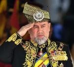 السلطان الماليزي محمد الخامس يتنحى عن العرش