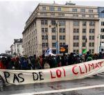انطلاق مسيرة مناهضة لتغير المناخ في بروكسل