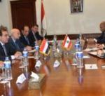 مصر ولبنان يبحثان تعزيز التعاون المشترك في مجال البترول والغاز