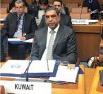 النمش يؤكد الحرص على تعزيز التعاون مع المنظمات الدولية بمجال مكافحة الفساد