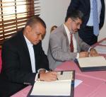 الصندوق الكويتي للتنمية يوقع اتفاقية قرض مع بيليز 6 ملايين دينار