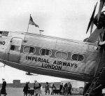 """87 عاما على تحليق طائرات الخطوط الجوية الإمبراطورية """"البريطانية"""" عبر الكويت"""