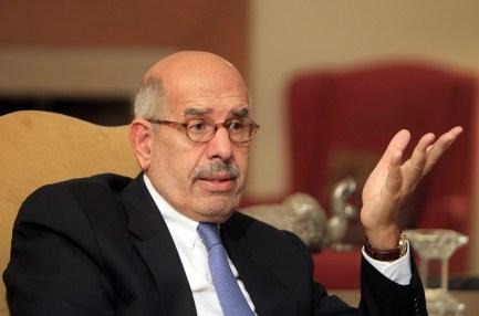 البرادعي يطالب الرئيس المصري برفض التعديلات الدستورية