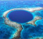 """اكتشاف """"مقبرة"""" وسموم في الحفرة الزرقاء العظيمة!"""