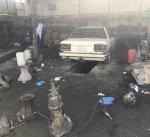 مداهمة أرض صناعية في أمغرة خُصصت لإصلاح مركبات الاستهتار والرعونة