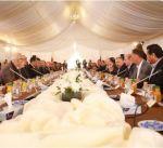 العراق والأردن يدشنان اتفاقية للتعاون ويفتتحان منطقة صناعية حدودية