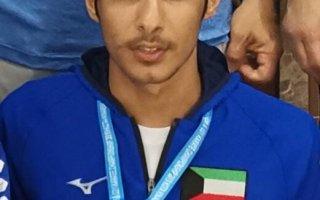 منتخب الكويت للكاراتيه يضيف ثلاث ميداليات مختلفة في بطولة اسيا