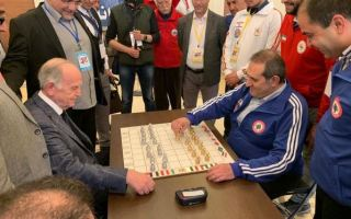 الكويت تحرز المركز الثاني ببطولة المنتخبات العالمية للعبة الدامة بلبنان