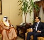 وزير الخارجية يجدد موقف الكويت الداعم للأمن والاستقرار في ليبيا ونبذ العنف وإشاعة السلام