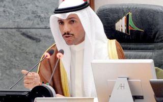 الغانم: قرار رفع الجلسة الخاصة أمس كان سليماً ومتوافقا مع اللائحة الداخلية