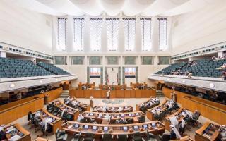 مجلس الأمة يعقد جلسته العادية اليوم للنظر في استجواب رئيس الوزراء و5 رسائل واردة و6 طلبات مناقشة