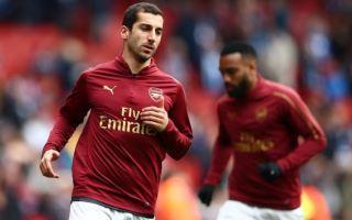 مخيتاريان لاعب أرسنال يغيب عن نهائي الدوري الأوروبي لأسباب أمنية
