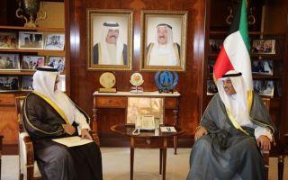 وزير الخارجية يتسلم رسالة خطية من وزير خارجية المملكة العربية السعودية