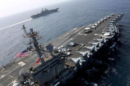 """استطلاع: نصف الأمريكيين يتوقعون حربا مع إيران """"في غضون السنوات القليلة المقبلة"""""""