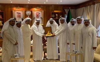 وزير الاعلام يؤكد الدور المحوري للنقابات في تحقيق رؤية كويت 2035