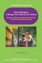 cook cover of Food Allergies