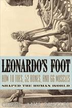Book cover--Leonardos Foot