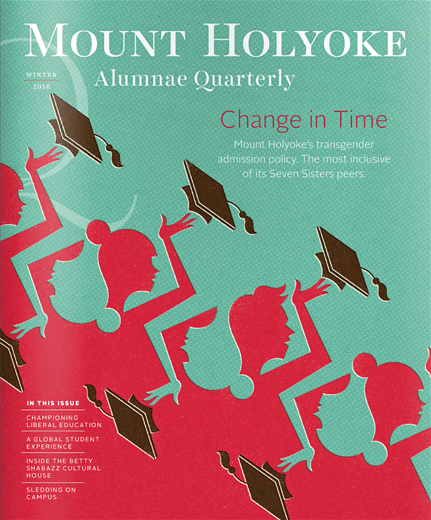Quarterly cover Winter 2016