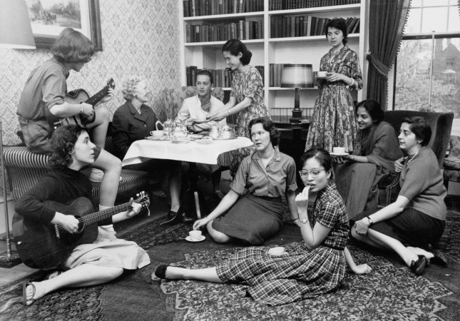 Brigham Hall 1959