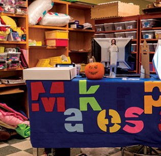 Makerspace banner