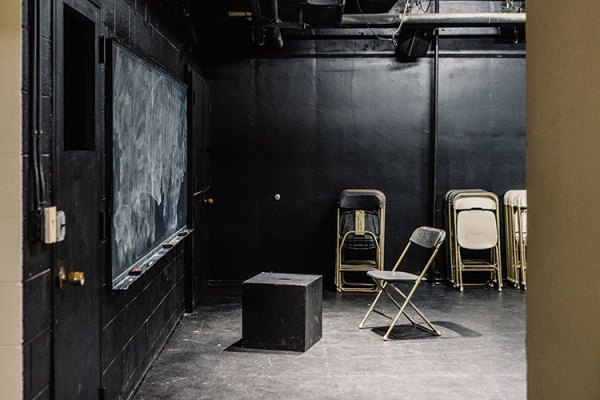 Black box theater in Rooke