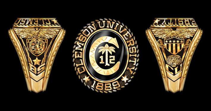 Clemson Alumni Association Clemson Ring