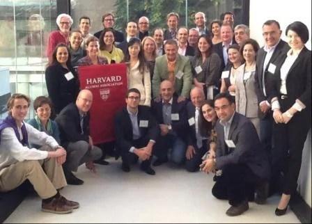 European Harvard Clubs Keep Alumni Connected to Cambridge ...
