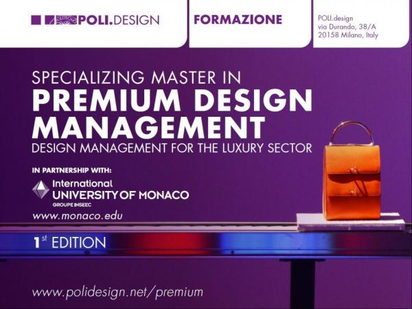 In engineering, architecture and design, with over 45,000 students. Ium La Scuola Del Design Of Politecnico Di Milano Launch Their Master In Premium Design Management Ium Alumni Network Platform
