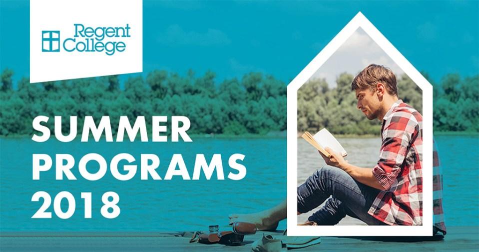 Summer Programs 2018