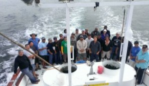 10th Annual Alumni Fishing Trip @ Seaforth Landing