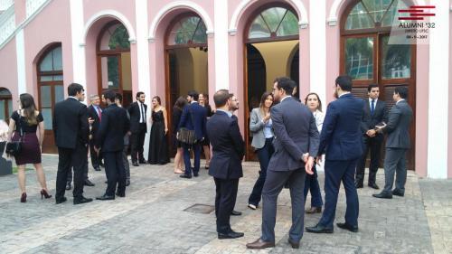 Evento de comemoração da fundação & I Encontro dos Associados