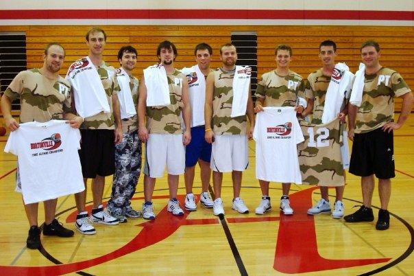 2009 Alumni Tournament Champions - 2003