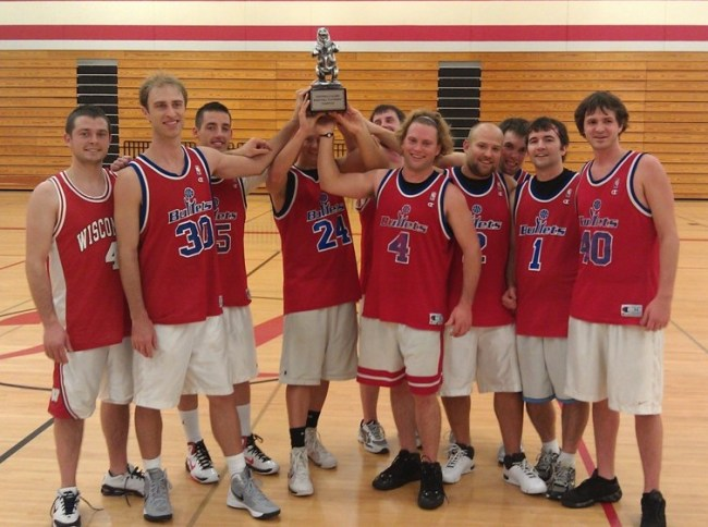 2011 Alumni Tourney Champions of the World
