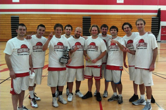 2011 Alumni Tourney Champions of the World