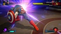 Ataque Especial del Capitán América