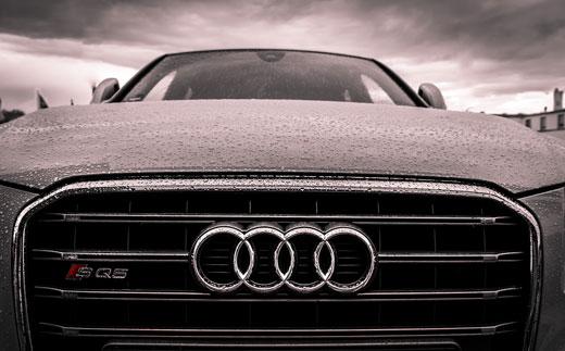 Marca de coches Audi