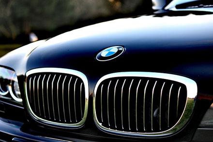 Marca de coches BMW