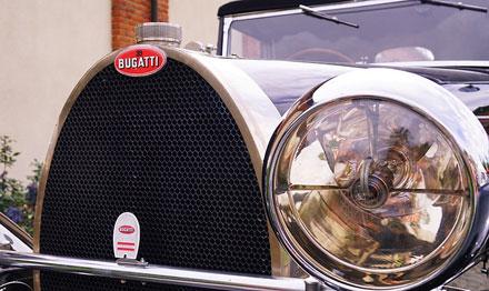 Marca de coches Bugatti