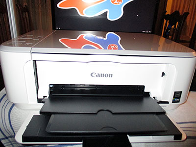 Canon PIXMA MG3650 bandejas para insertar papel