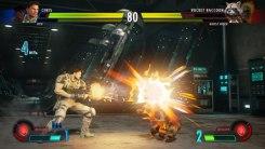 Rocket Raccoon de los Guardianes de la Galaxia en Marvel vs Capcom Infinite
