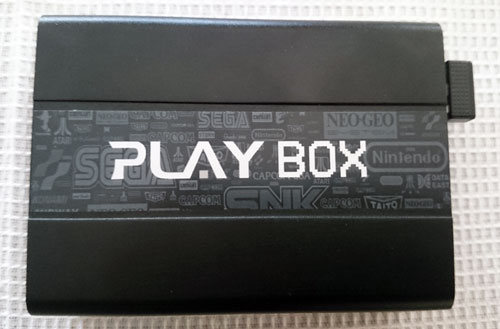 PlayBox Raspberry pi 3