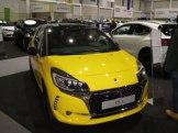 DS 3 en el Salón del Automóvil de Lugo